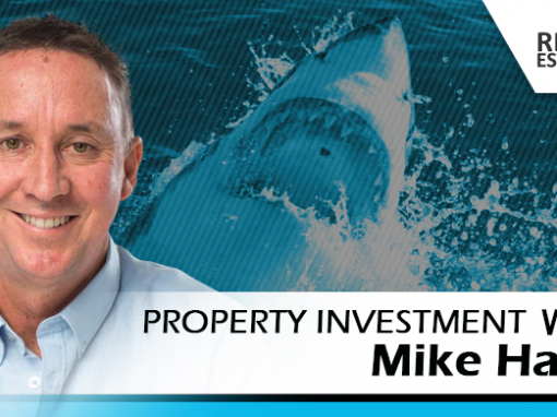 Property Investment Sharks – Radio Interview with Mike Harvey